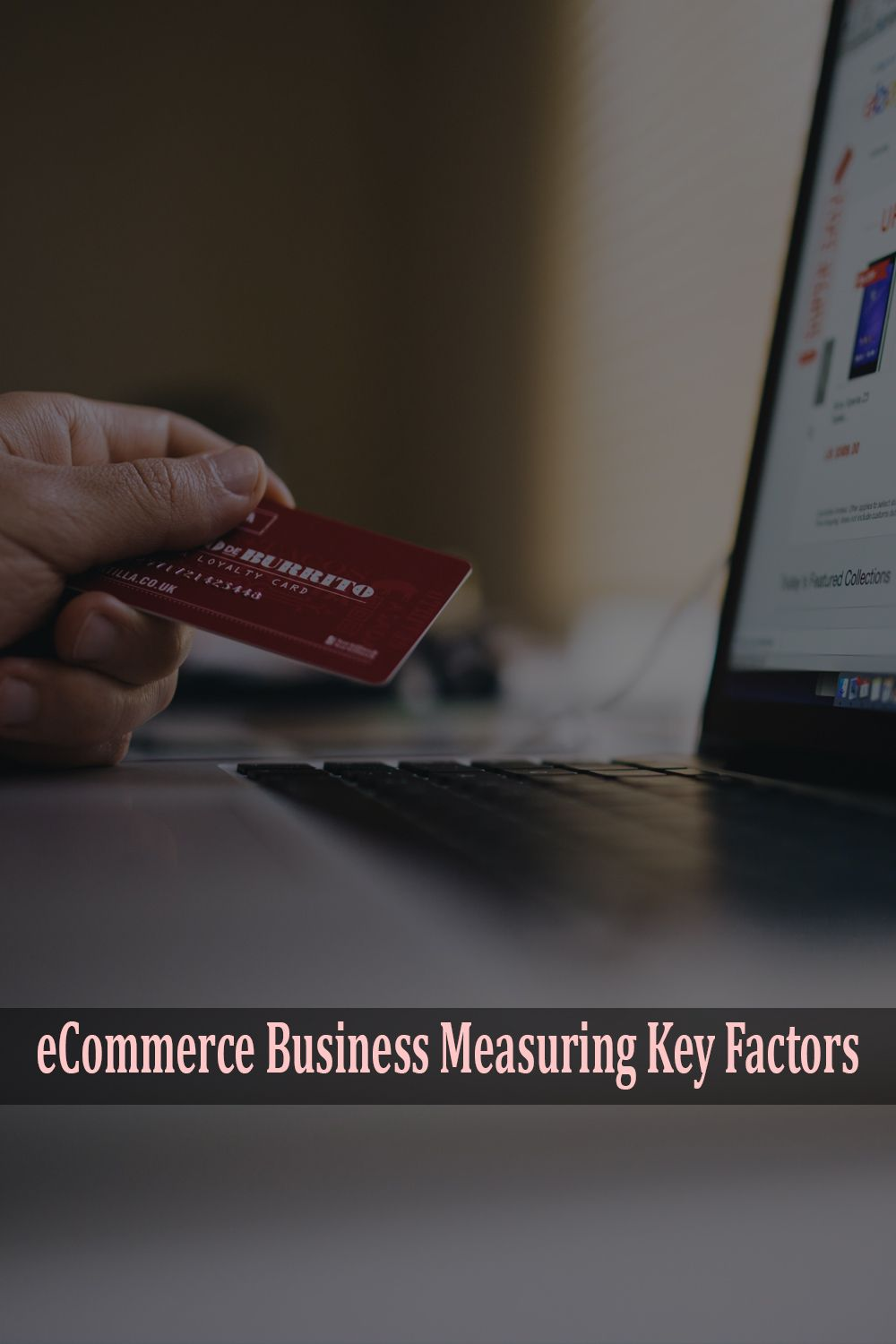 Ecommerce business grows at an annual rate of 13%, according to studies, but it is also true that 80-90% of eCommerce companies fail. In this blog, we have discussed some key factors to consider if you want to measure your e-commerce success. These factors would give a true insight into your e-commerce business at each stage of its growth. #ecommercetips #ecommerce #ecommercebusiness #keyfactorecommerce #tipsofecommerce