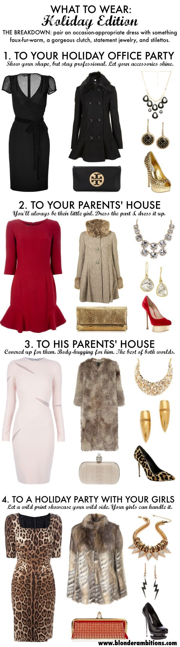 MUST HAVES - HOLIDAY EDITION | Women\'s Fashion Trends | Pinterest ...