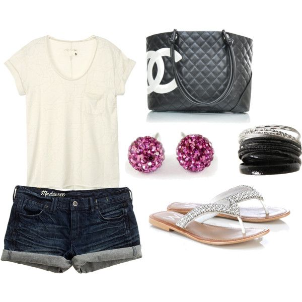 summerrr., created by jmw2017 on Polyvore