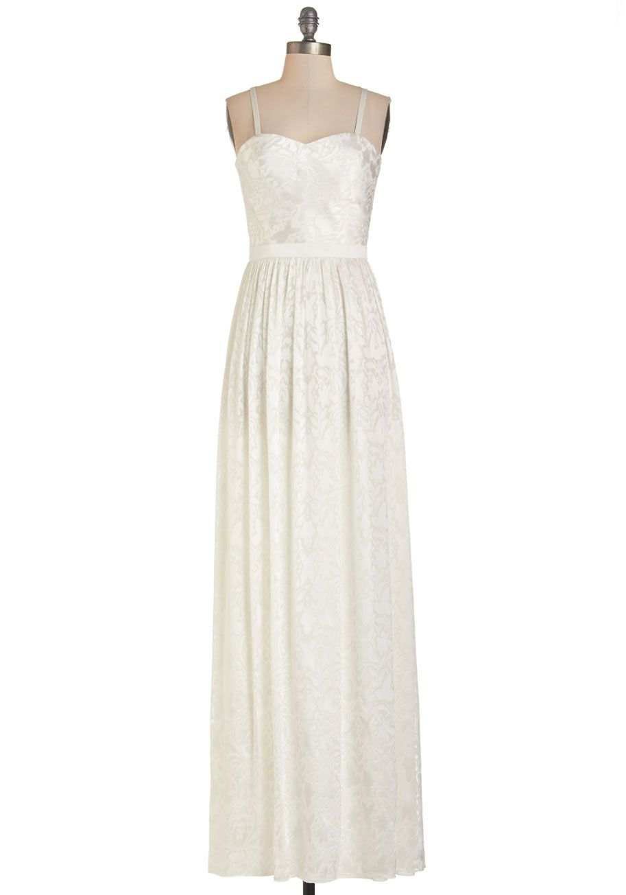 Sunset Ceremony Dress, #ModCloth