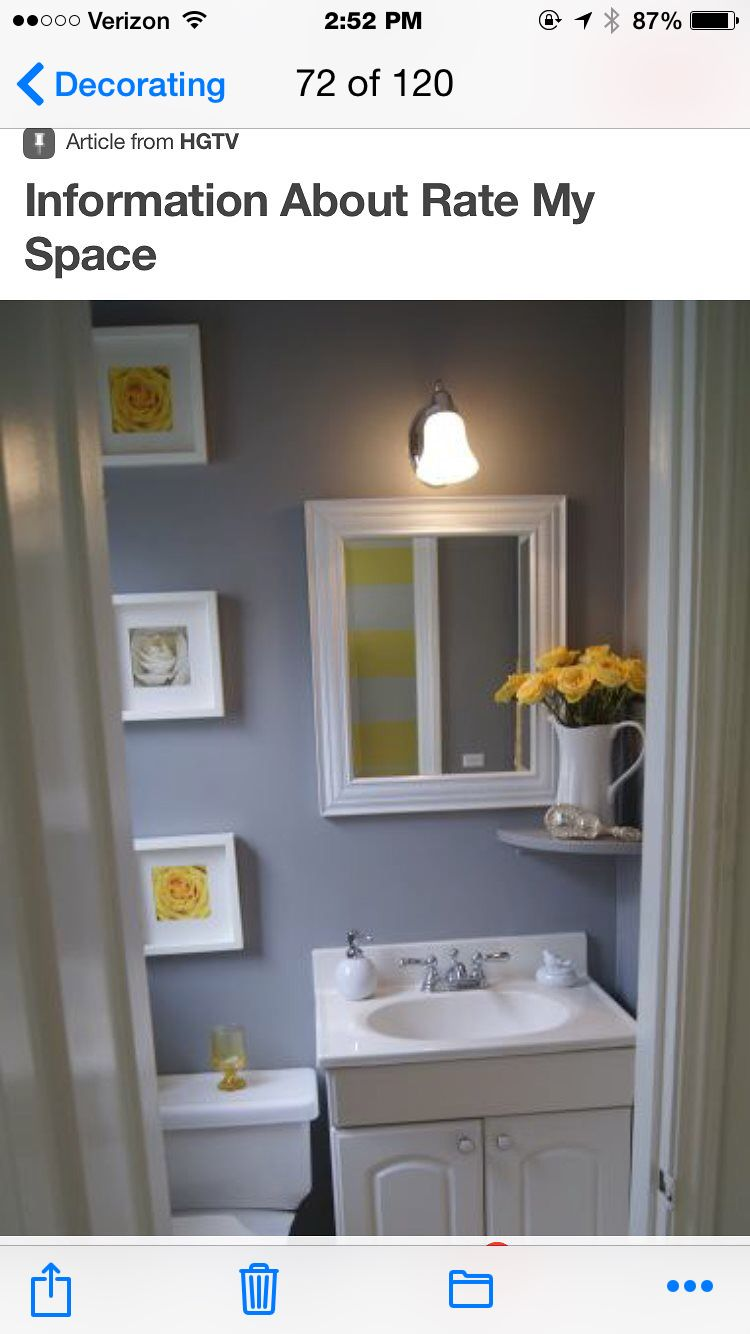 Color Pin by Kc Cosby on Bathroom