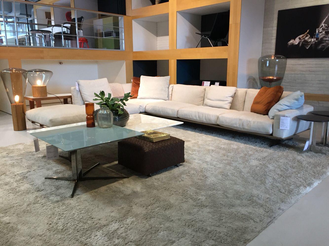 Italian Design Living Room Luxury Flexform Softdream Italian Design Luxury