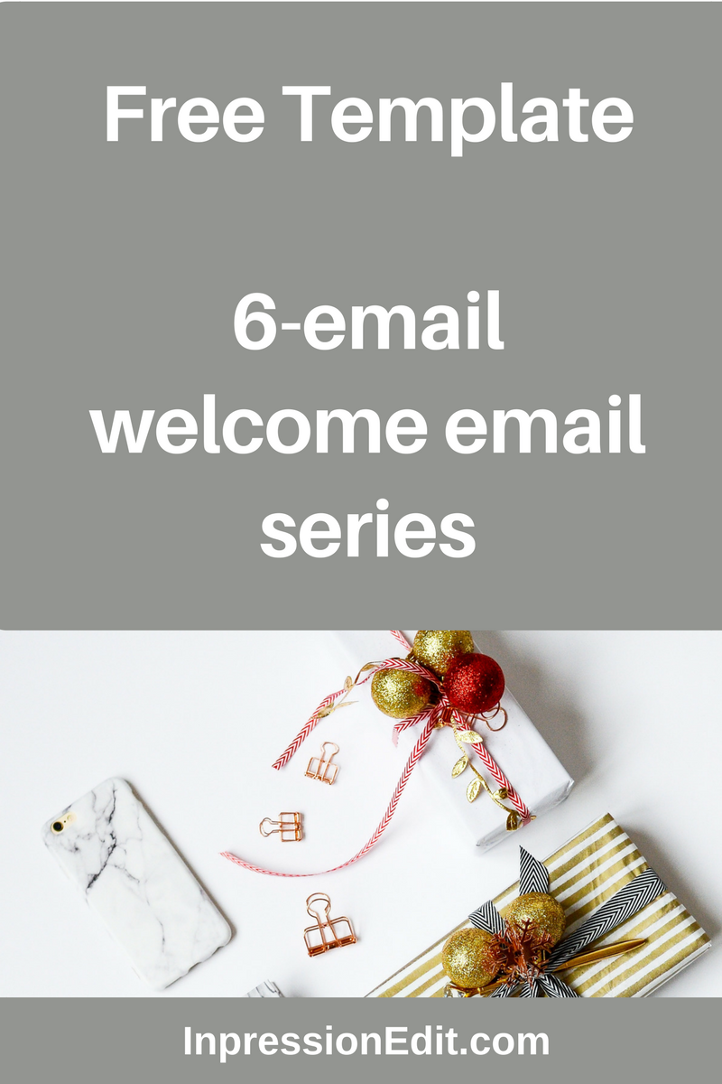 How to write a welcome email series + free 6-email template ...