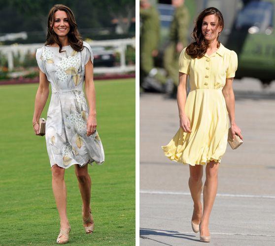 Kate Middleton Jenny Packham Dress Aracne Granada