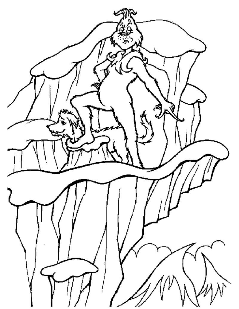 Whoville Coloring Pages   Breaking Whoville News   Holiday Stuff ...