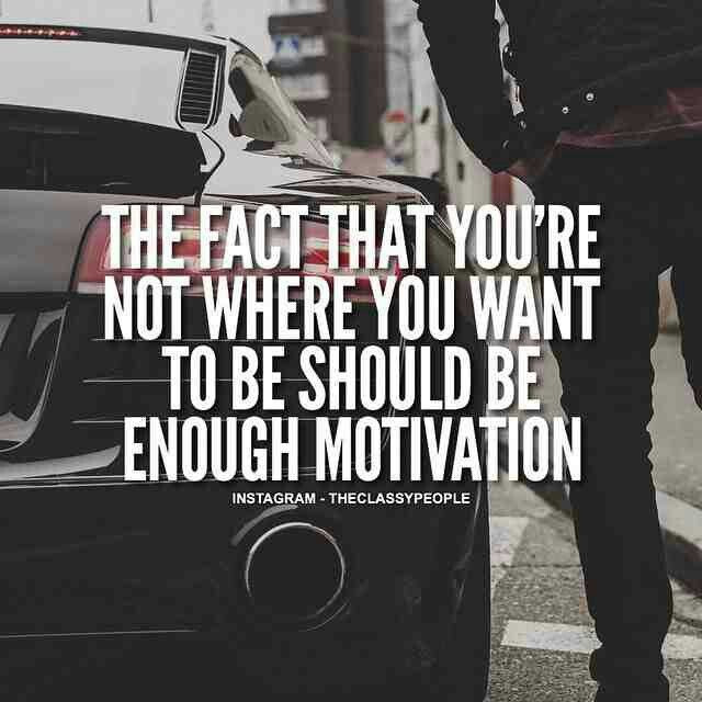 I don't understand people who lack motivation