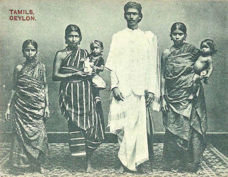 Sri lankan tamil people