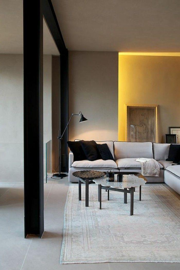 Wohnzimmer Dekorieren Minimalistische Ideen Design