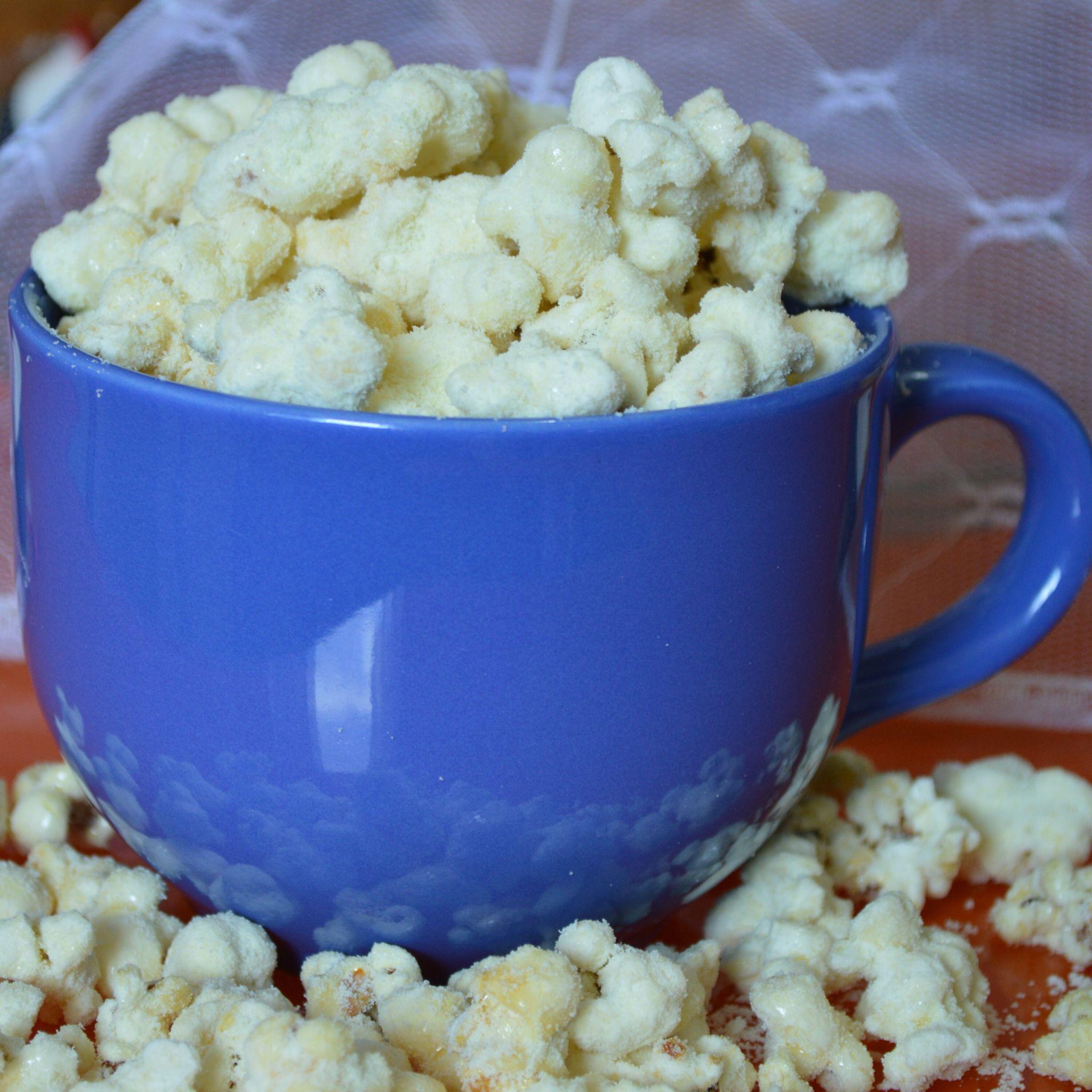Fabuloso Pipoca Gourmet de leite Ninho♥ ♥ | Receitas e Cozinha  GI43