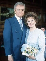 coronation street weddings - Rita and Ted
