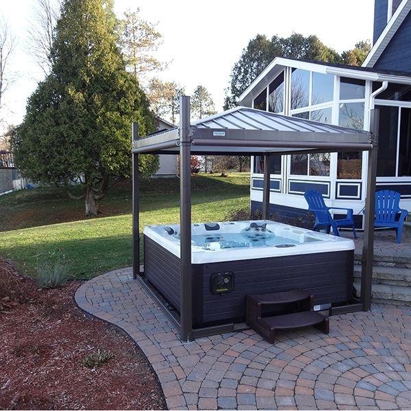 Club piscine super fitness vous propose un produit for Club piscine gazebo