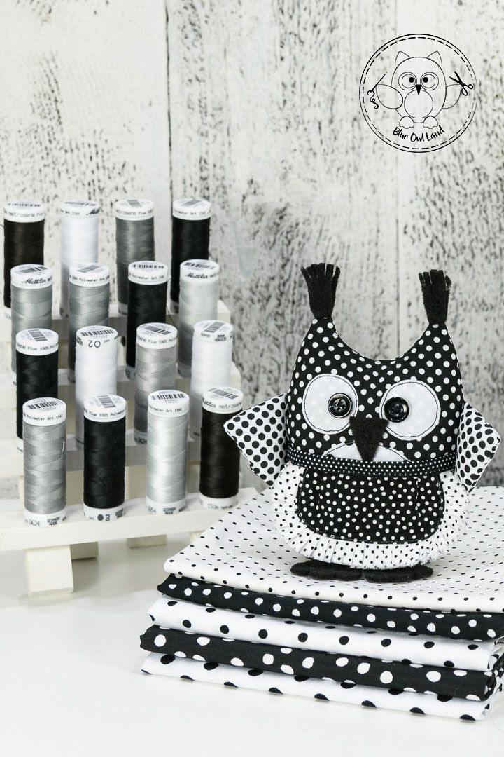Easy to follow sewing pattern at Blue Owl Land! | SEWING ...