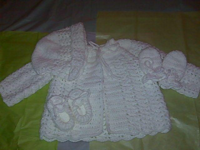 92dd01775b1e Baby Boy Layette Crochet Free