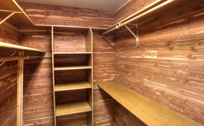 Cedar Closet Would Love To Have One Built Into The Attic Perfect For Storing