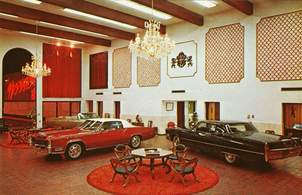 ferraro cadillac buick dealership springfield pennsylvania 1968 car dealerships. Black Bedroom Furniture Sets. Home Design Ideas