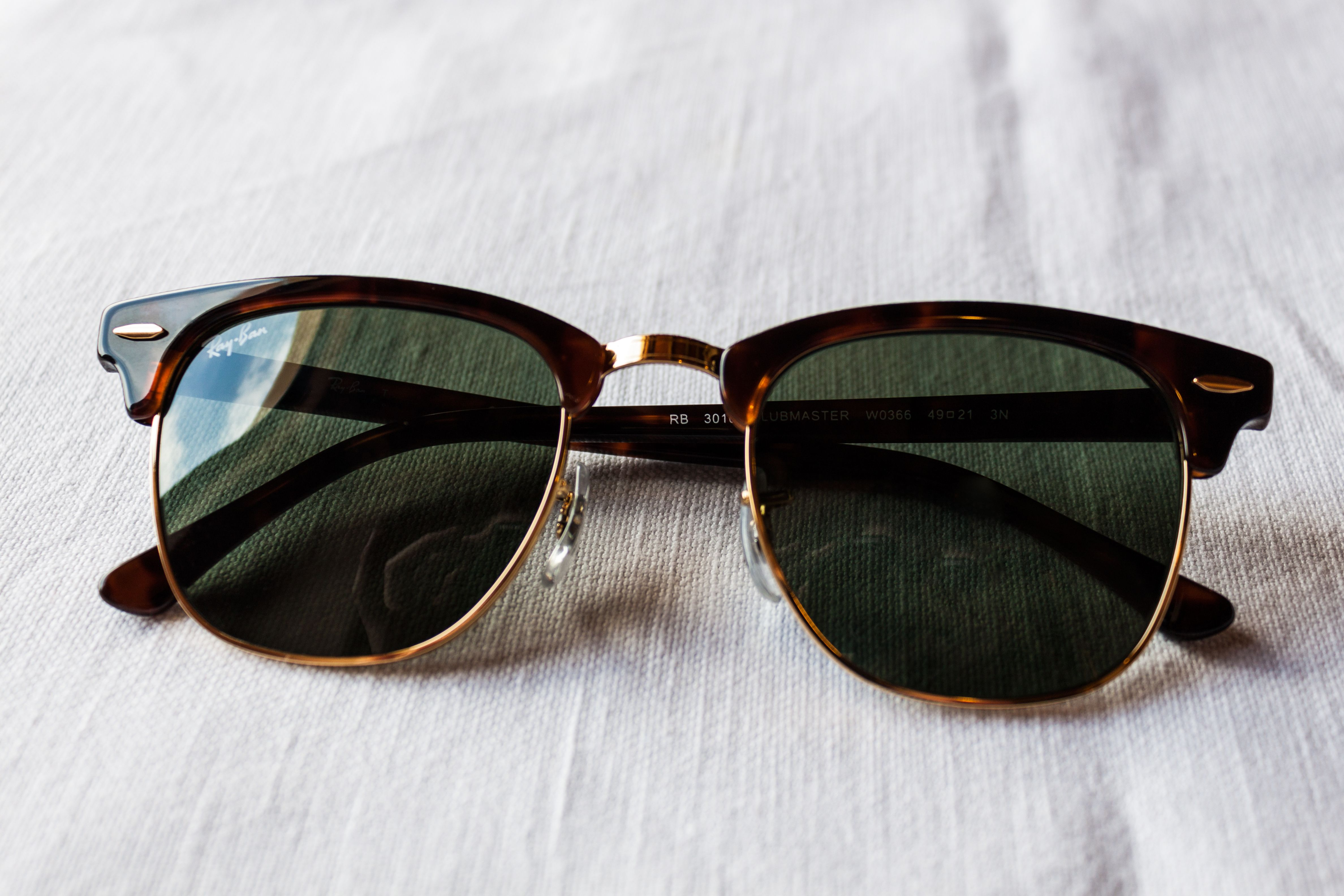 041691e4a96b Ray Ban Clubmaster On Etsy