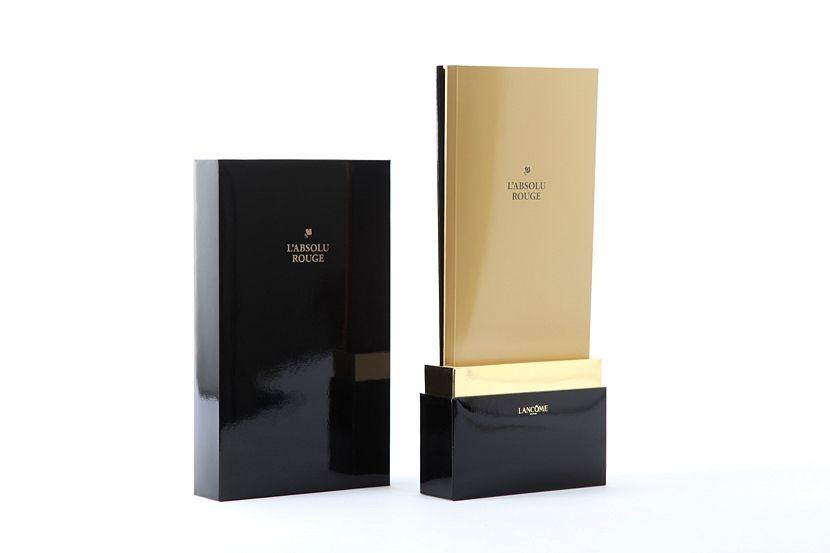 Lancôme - Absolu Rouge press kit - Constance Dorléans