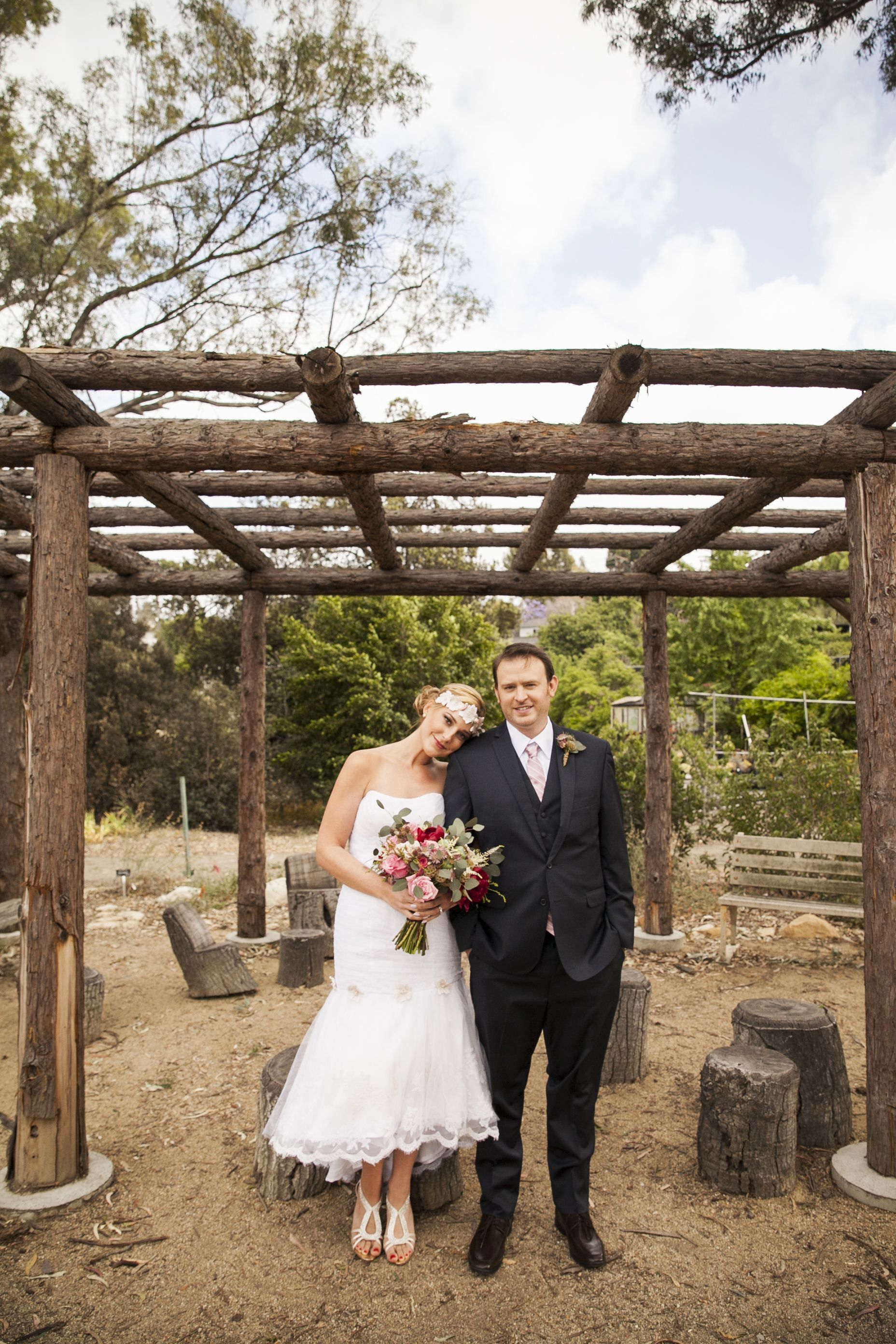 The events boutique an outdoor boho inspired wedding at the south