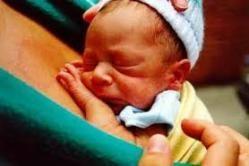 ¿SABÍAS QUE...?  Los recién nacidos se tranquilizan al oír el sonido del corazón.