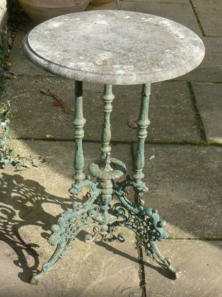 Best 25 Metal Garden Table Ideas On Pinterest Coffee