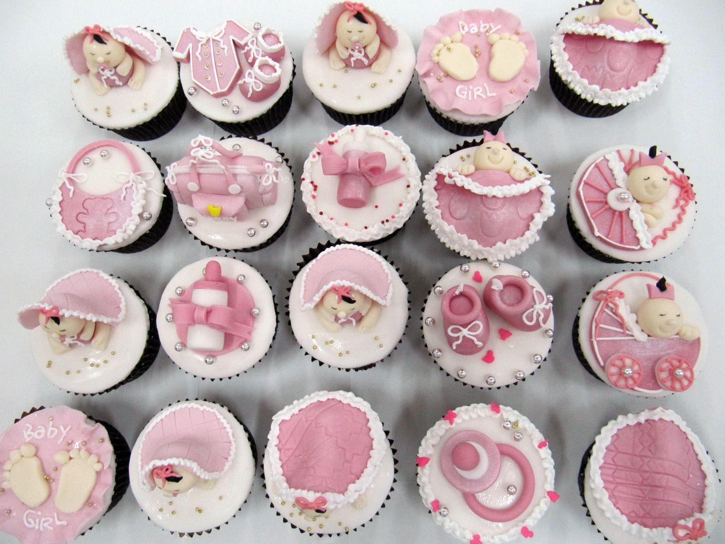 pinterest baby shower cakes for girls