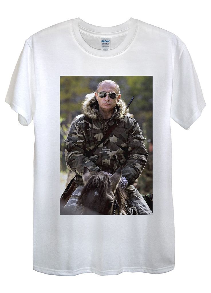 ce7d46240694 Vladimir Putin Badass T-Shirts available in different colours, styles and  sizes.