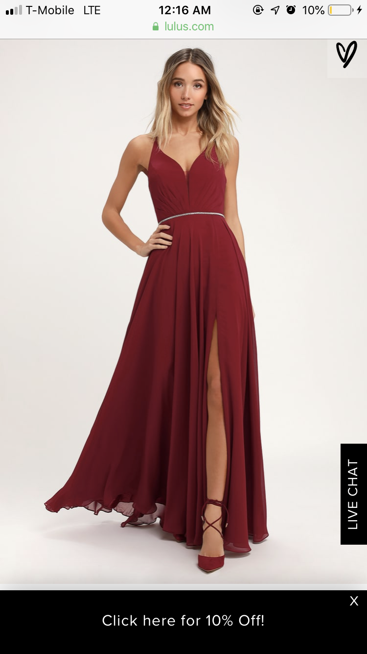 Pin By Aliyah On Outfits Dark Red Bridesmaid Dresses Deep Red Bridesmaid Dresses Red Dress Maxi [ 1334 x 750 Pixel ]