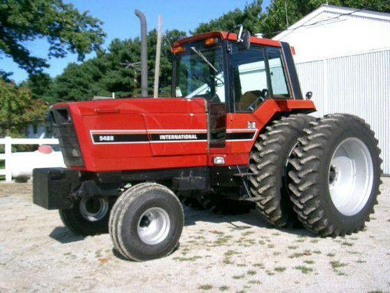 Ih 5488 Farmall Big Trucks Tractors