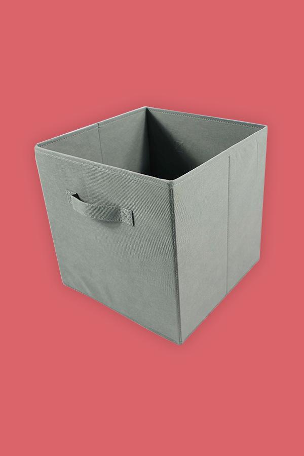 Mach Dir Platz Mit Dieser Grauen Box Hast Du Viel Stauraum Aufbewahrungsbox Aufbewahrung Box