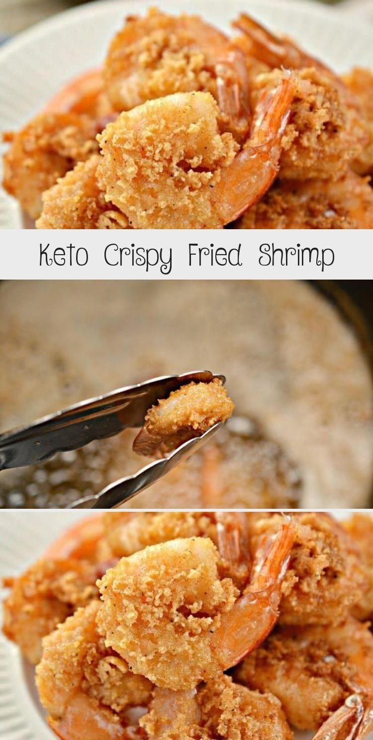 Keto Crispy Fried Shrimp Air fryer recipes paleo, Shrimp