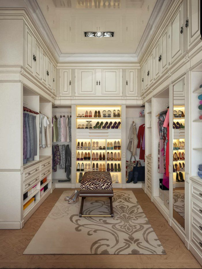 Ankleidezimmer 60 Ideen Die Fur Ihr Eigenes Wohlbefinden Sorgen Ankleide Zimmer Ankleidezimmer Und Luxus Kleiderschrank