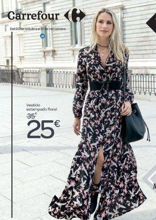 Catálogo Carrefour Moda Del 20 De Octubre Al 20 Noviembre   Folleto  Especial Moda De La