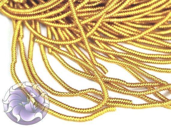 3g 1m French Metallic Wire 1.5mm Bullion Designer Wire, Gimp Goldwork Embroidery (mf-05)#15mm #bullion #designer #embroidery #french #gimp #goldwork #metallic #mf05 #wire