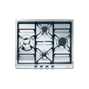 Photo Of Smeg Ser60sgh Hob Gas Cooktop Stainless Steel Cooktop Smeg
