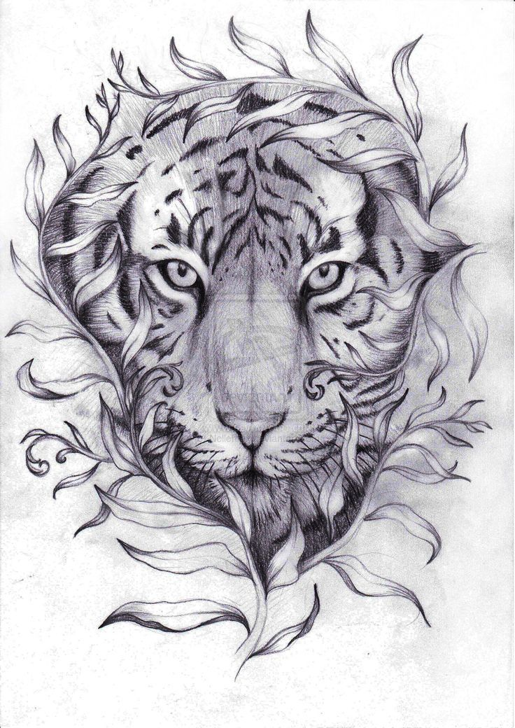 Pin By Moriah Jamison On Tattoo Ideas Pinterest Tattoos Tiger