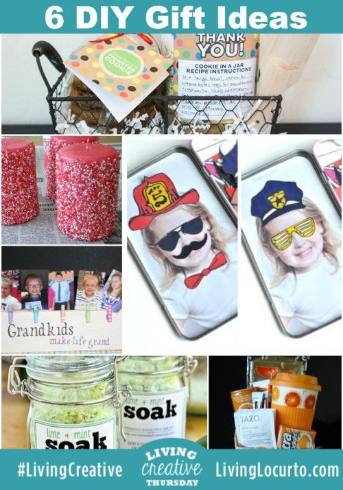 6 Great Diy Gift Ideas With Free Printables