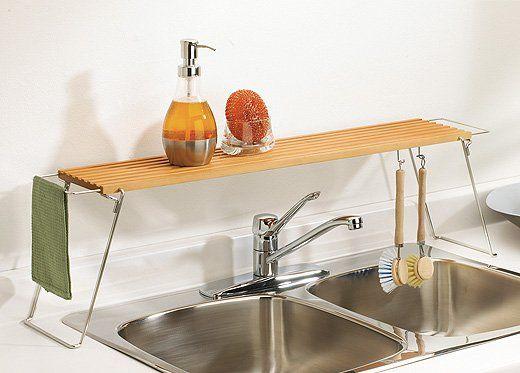 Edelstahl Küchenregal ~ Küchenregal aus edelstahl und holz wandregal