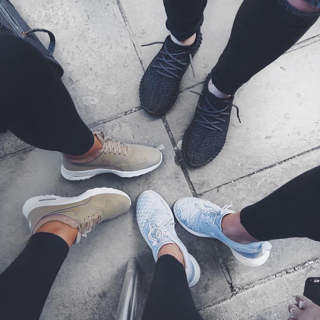 ... ✿. Nike TheaAthletic ShoesShoe ...