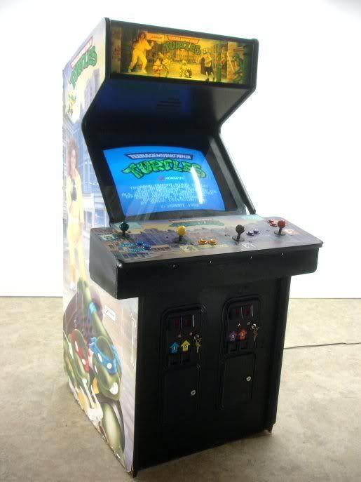 Teenage Mutant Ninja Turtles Arcade Game | Arcade | Pinterest ...
