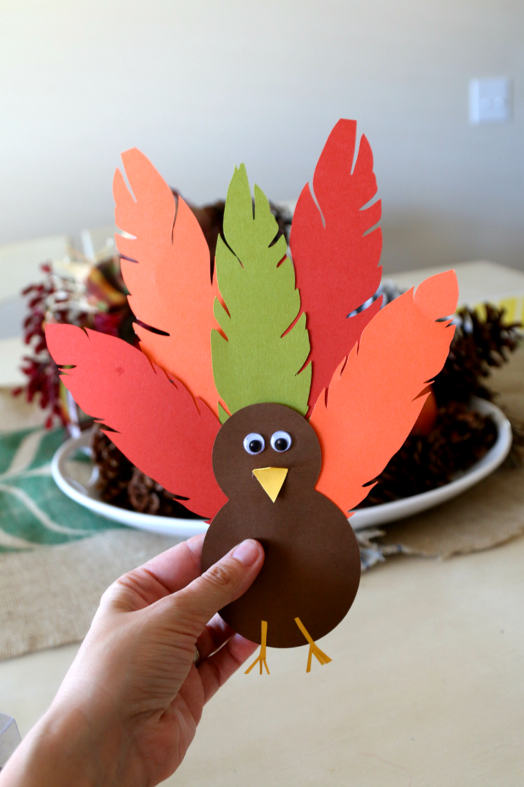 Thanksgiving Craft Ideas For Kids Part - 34: Turkey Hat Thanksgiving Headband Craft For Kids