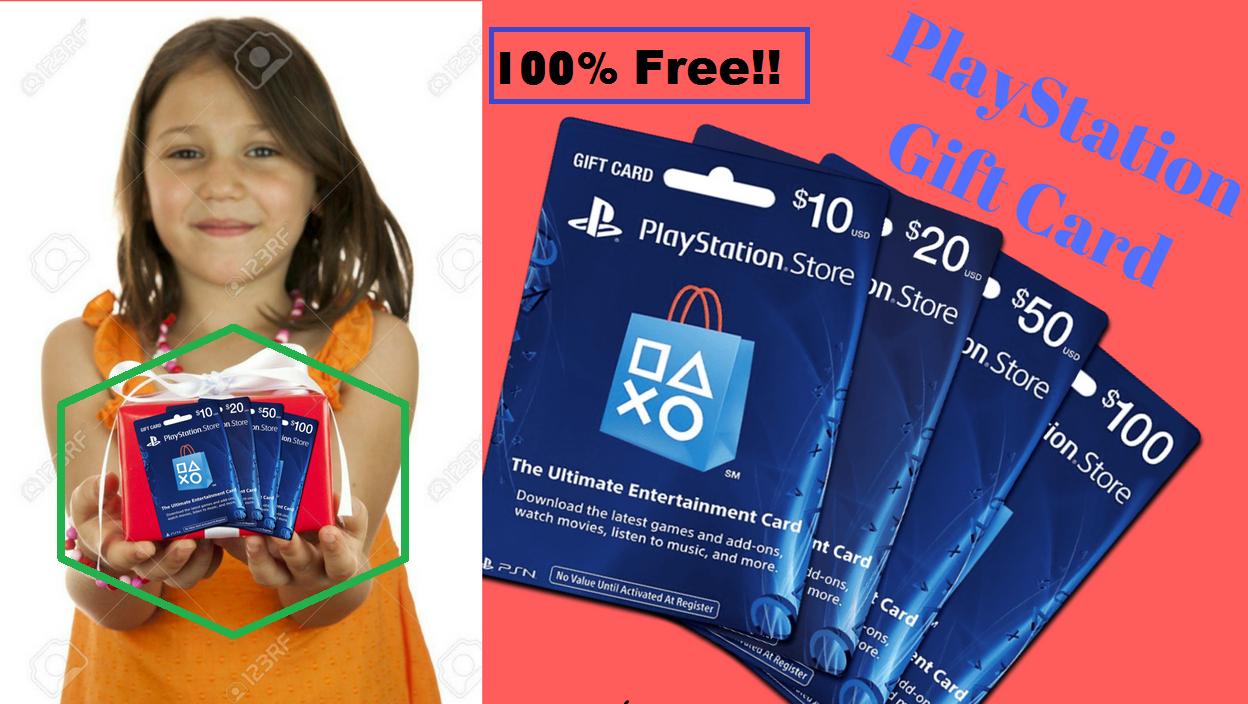 Free Psn Gift Card Psn Gift Card Codes Ps4 Games Playstation