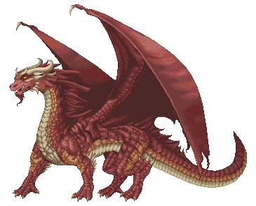Red Dragon By Brueh On Deviantart Red Dragon Dragon Dragon Art