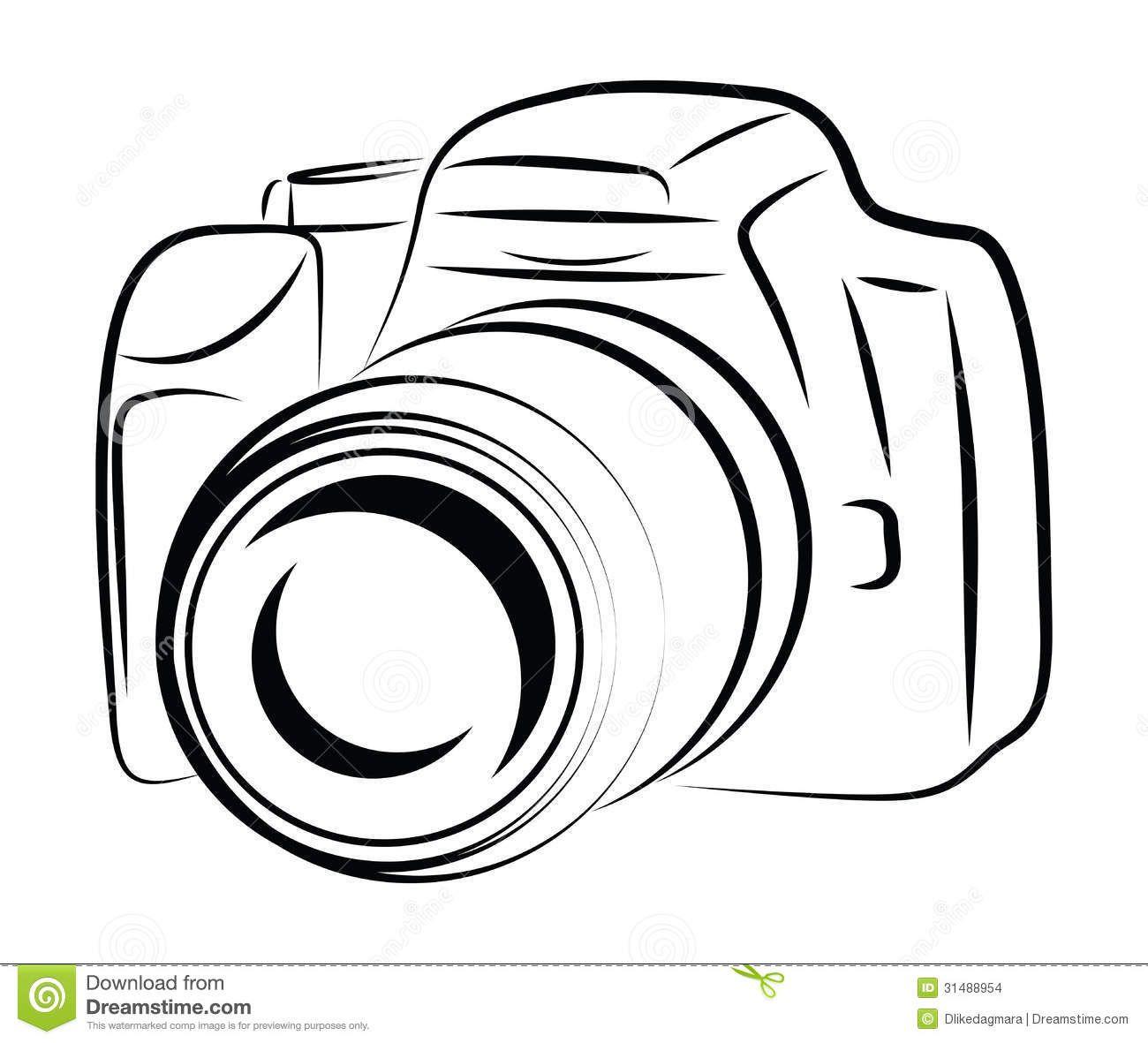 Desenho Maquina Fotografica Pesquisa Google Camera De Desenho