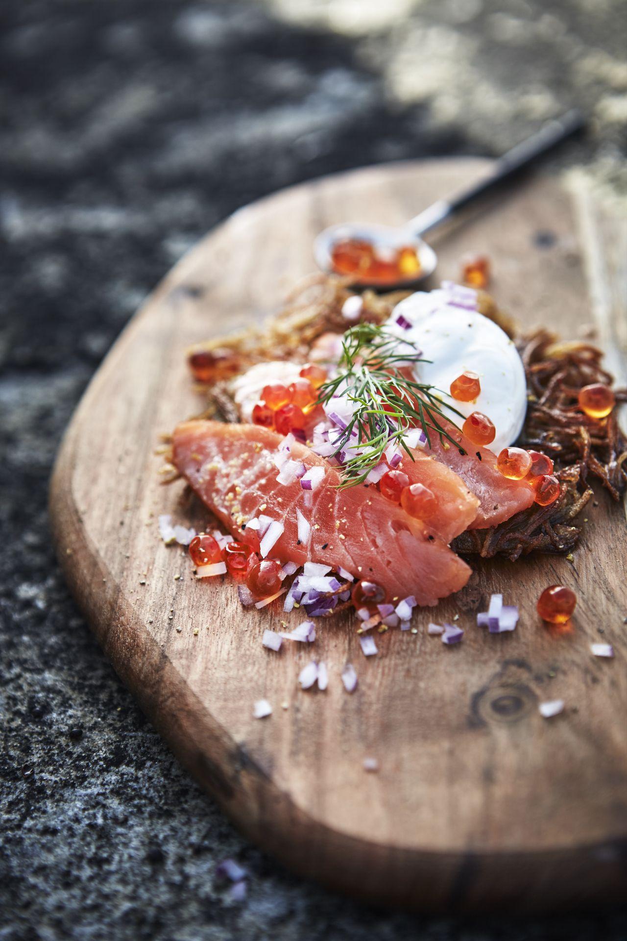 Sjorapport Cold Smoked Salmon Asc Certified Frozen Ikea Switzerland Smoked Salmon Food Baked Salmon Recipes
