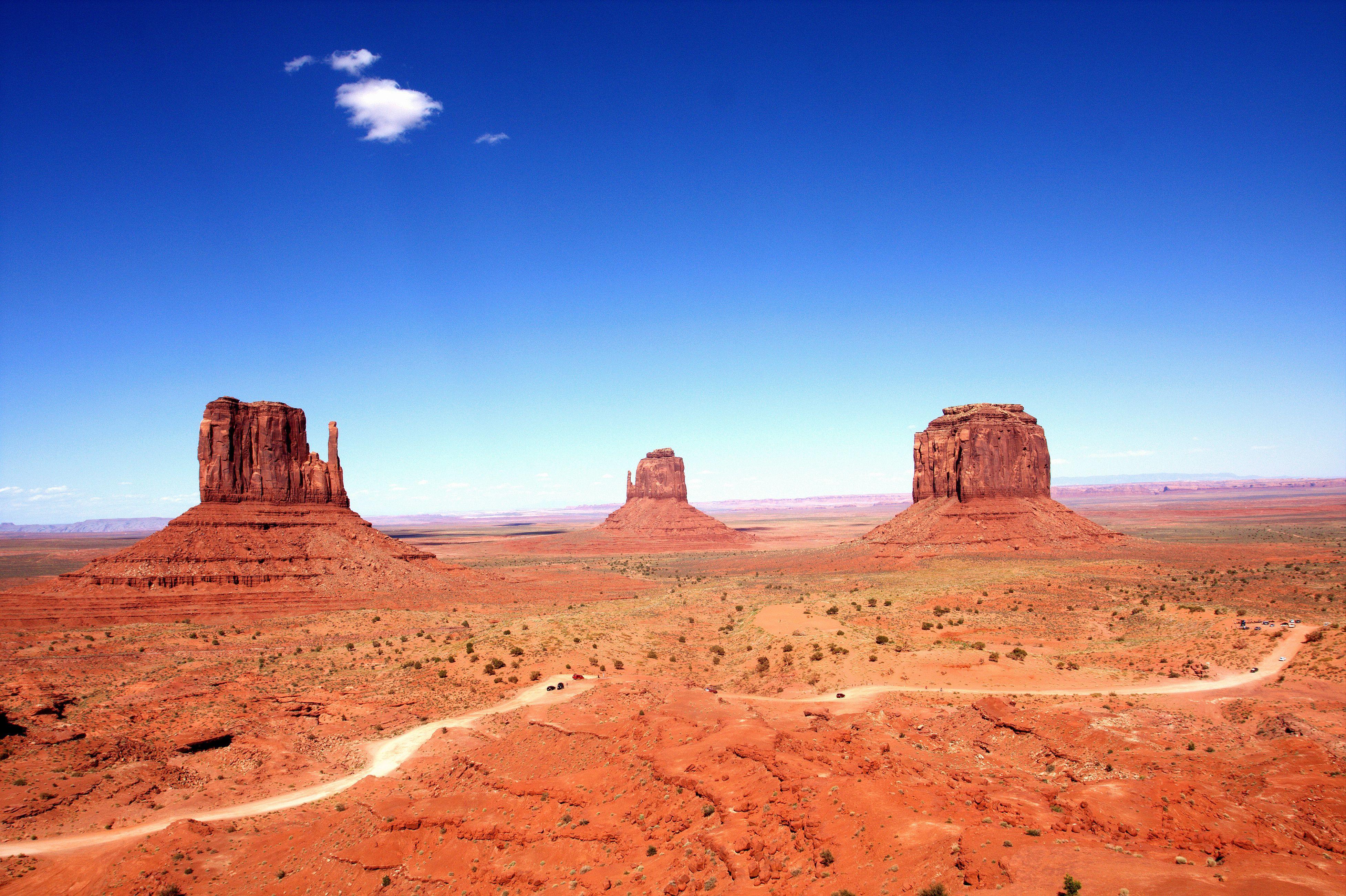 Monument Valley @ Utah