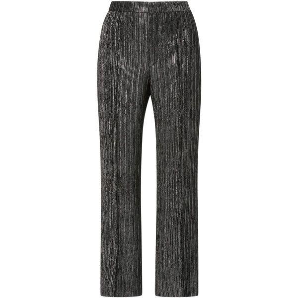 Qualité Pas Cher Sortie Pas Cher Pas Cher Dansley Metallic Straight Leg Cropped PantsIsabel Marant 80tGxHG