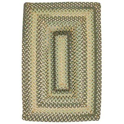 "Prairie Green/Tan in Rug Rug Size: Concentric 2'3"" x 4' by Capel Rugs. $110.00. 0856QS00270048200 Rug Size: Concentric 2'3"" x 4' Features: -Technique: Braid.-Origin: USA.-100pct Reversible.-20'' x 30'' concentric.-24'' x 36'' concentric.-27'' x 48'' concentric.-2'3'' x 9' concentric runner.-36'' concentric square.-2' x 8' concentric runner.-3' x 5' concentric.-4' x 6' concentric.-5' x 8' concentric.-5'6'' concentric square.-7' x 9' concentric.-7'6'' concentric square.-..."