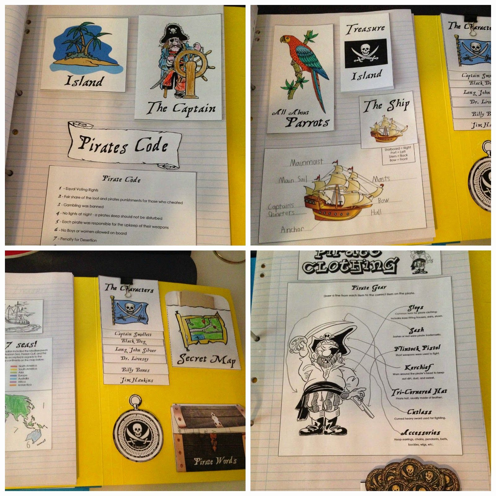 Expedition Homeschool Review Treasure Island Literature