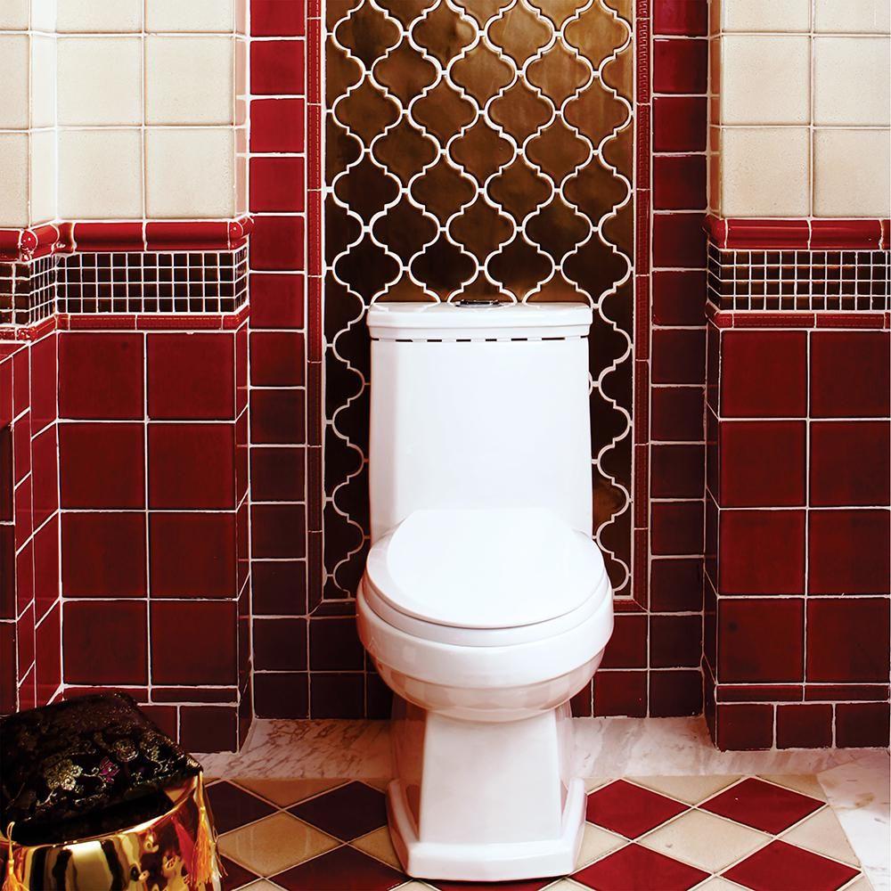 red ceramic tile ideas red tiles