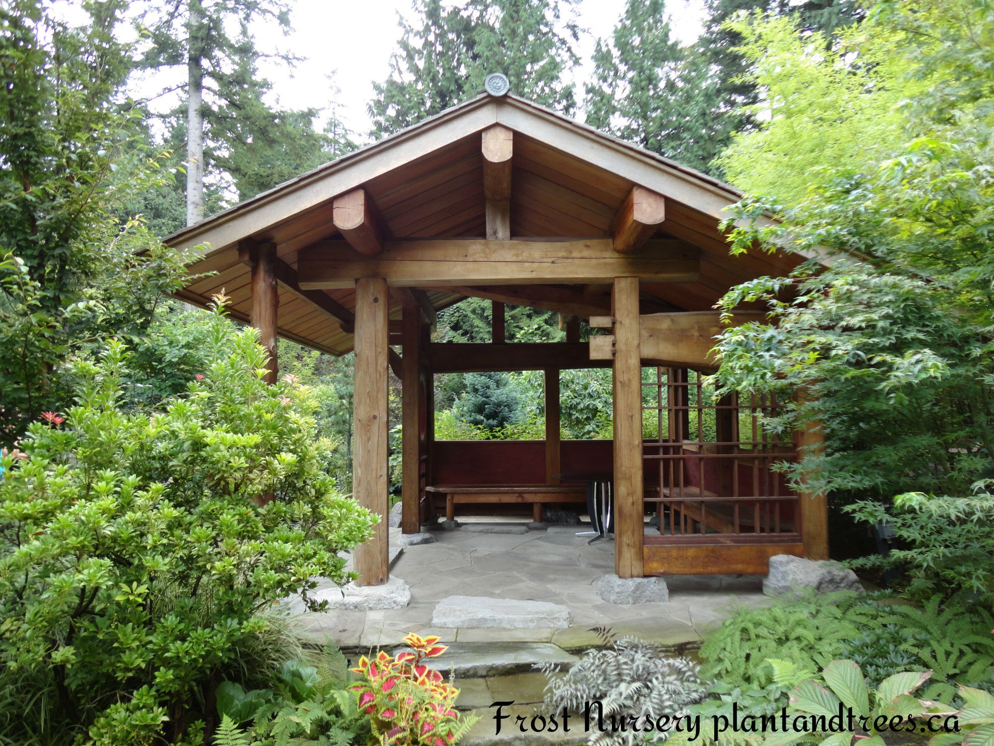 japanese garden house Asumeya ( Japanese Tea House Waiting Room ) | Geisha